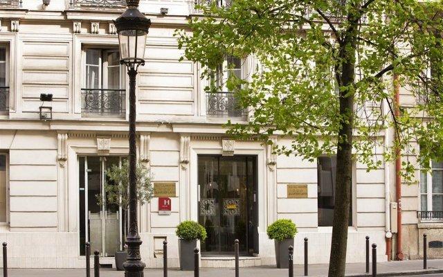 Отель Maxim Quartier Latin Франция, Париж - 1 отзыв об отеле, цены и фото номеров - забронировать отель Maxim Quartier Latin онлайн вид на фасад