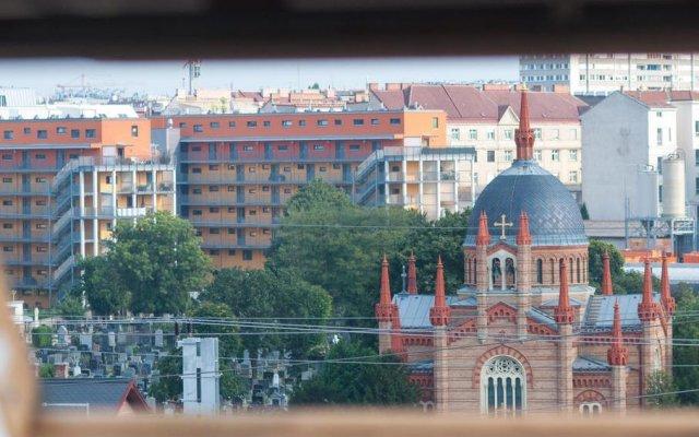 Hotel Allegro Wien вид на фасад