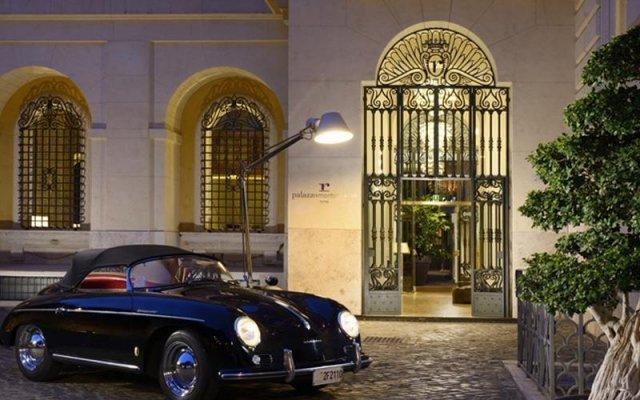 Отель Palazzo Montemartini Rome, A Radisson Collection Hotel Италия, Рим - 2 отзыва об отеле, цены и фото номеров - забронировать отель Palazzo Montemartini Rome, A Radisson Collection Hotel онлайн вид на фасад