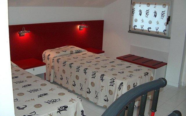 Отель Parco Hemingway - One Bedroom комната для гостей