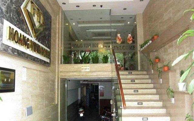 Отель Hoang Vinh Hotel Вьетнам, Хошимин - отзывы, цены и фото номеров - забронировать отель Hoang Vinh Hotel онлайн вид на фасад