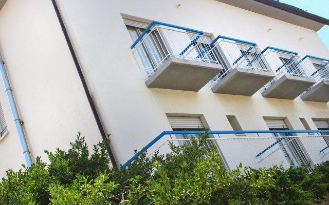 Hotel Montefiore вид на фасад