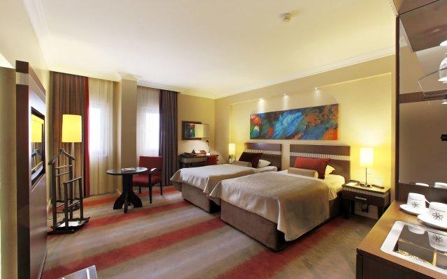 Almira Hotel Улудаг комната для гостей