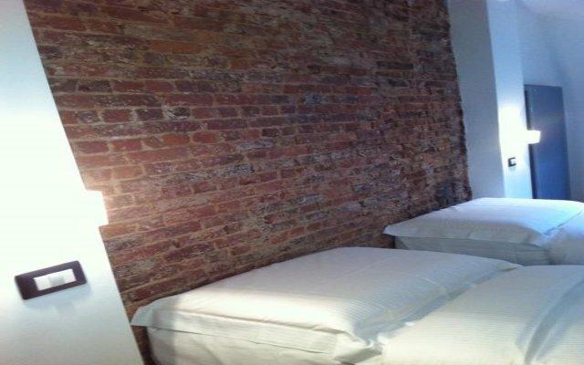 Отель B&b Les Clarisses Брюссель комната для гостей