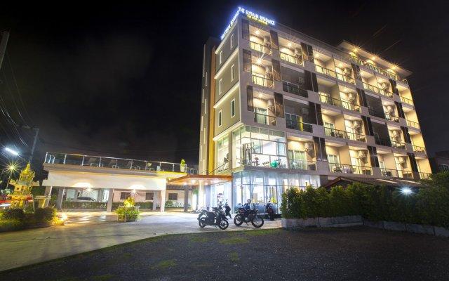 Отель The Elysium Residence Таиланд, Бухта Чалонг - отзывы, цены и фото номеров - забронировать отель The Elysium Residence онлайн вид на фасад