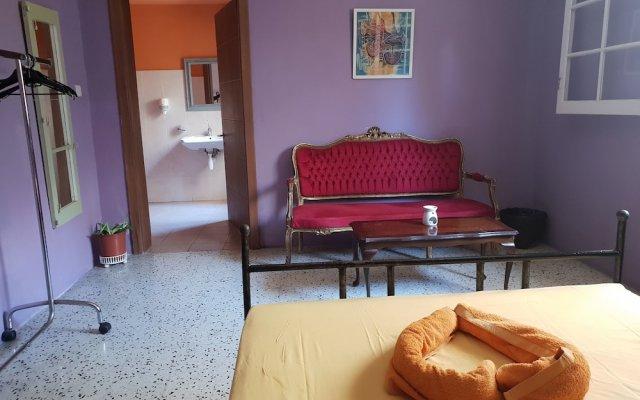 Boho Hostel комната для гостей