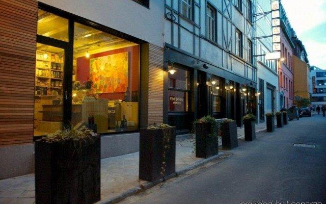 Отель Le Berger Бельгия, Брюссель - 1 отзыв об отеле, цены и фото номеров - забронировать отель Le Berger онлайн вид на фасад