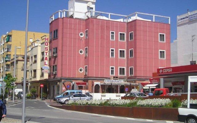 Отель Nuevo Tropical вид на фасад