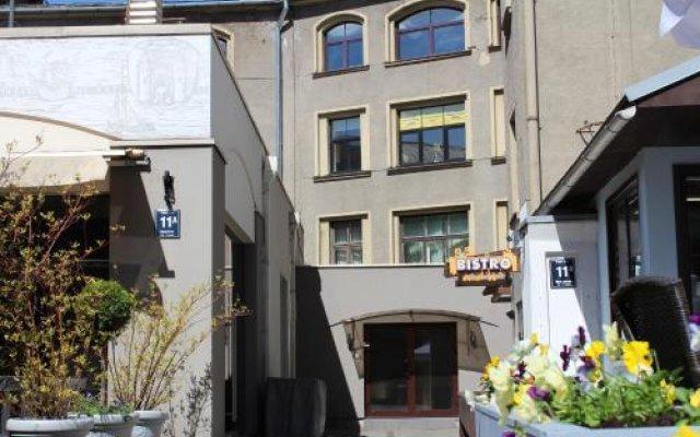 Отель Tree House Латвия, Рига - отзывы, цены и фото номеров - забронировать отель Tree House онлайн вид на фасад