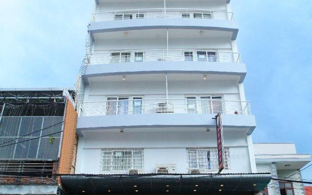 Отель Memory Hotel Nha Trang Вьетнам, Нячанг - отзывы, цены и фото номеров - забронировать отель Memory Hotel Nha Trang онлайн вид на фасад