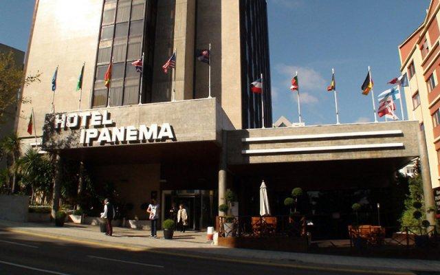 Отель HF Ipanema Porto вид на фасад
