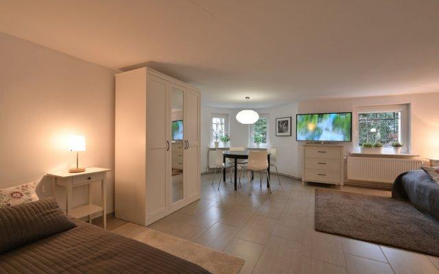 Отель Victus Apartamenty - Lozano Сопот