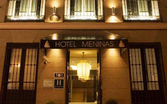 Отель Meninas Испания, Мадрид - 1 отзыв об отеле, цены и фото номеров - забронировать отель Meninas онлайн вид на фасад