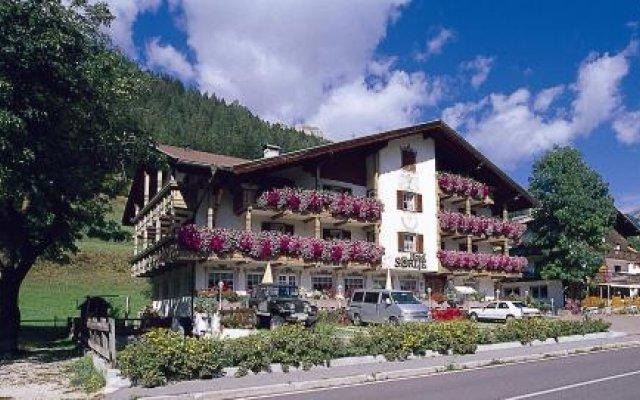 Hotel Soreie Долина Валь-ди-Фасса вид на фасад