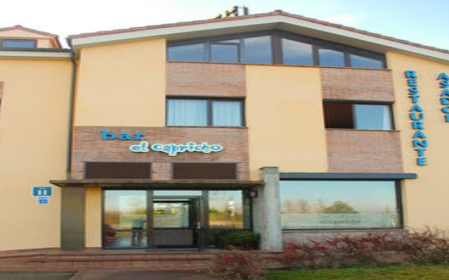 Отель El Capricho Испания, Когольос - отзывы, цены и фото номеров - забронировать отель El Capricho онлайн вид на фасад