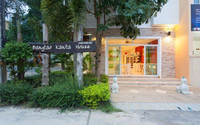 Отель Bangtao Kanita House вид на фасад