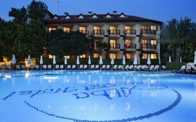 Alba Resort Hotel - All Inclusive вид на фасад