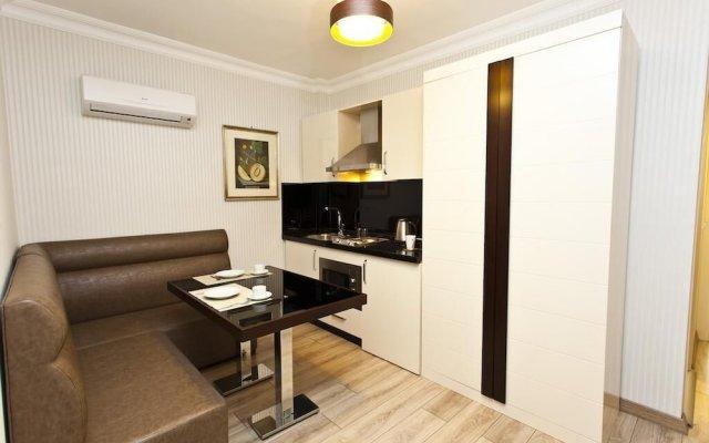 Отель Evoda Residence комната для гостей