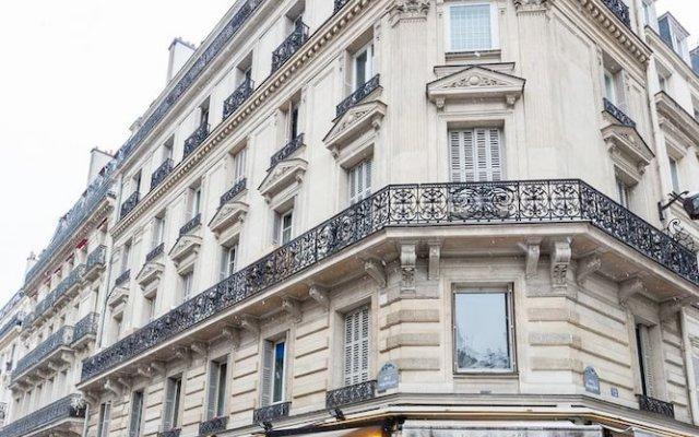 Отель Luxembourg Chic вид на фасад