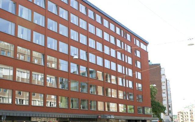Отель Spar Hotel Majorna Швеция, Гётеборг - отзывы, цены и фото номеров - забронировать отель Spar Hotel Majorna онлайн вид на фасад