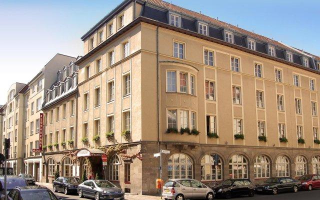 Отель Albrechtshof Германия, Берлин - отзывы, цены и фото номеров - забронировать отель Albrechtshof онлайн вид на фасад
