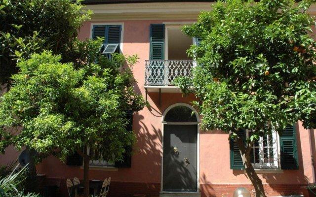Отель Al Villino Bruzza Италия, Генуя - отзывы, цены и фото номеров - забронировать отель Al Villino Bruzza онлайн вид на фасад