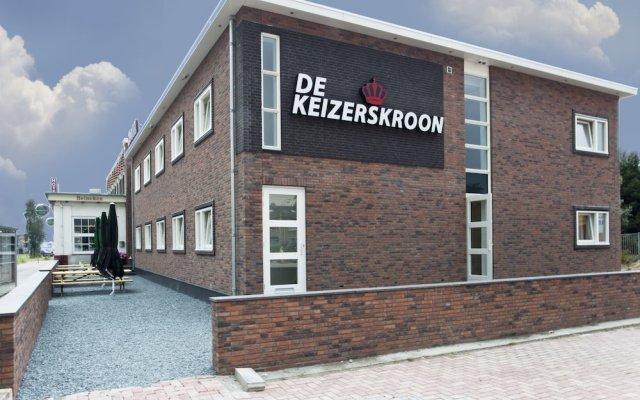 Отель de Keizerskroon Нидерланды, Амстердам - отзывы, цены и фото номеров - забронировать отель de Keizerskroon онлайн вид на фасад
