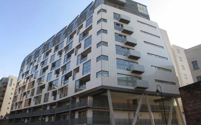 Апартаменты Whitworth Street Apartments вид на фасад