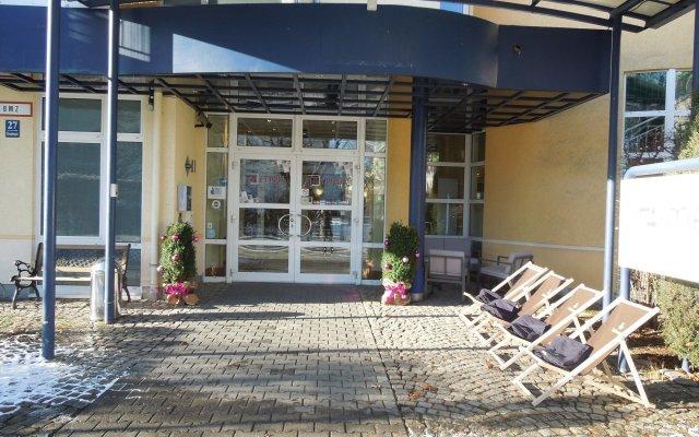 Отель 4mex Inn вид на фасад
