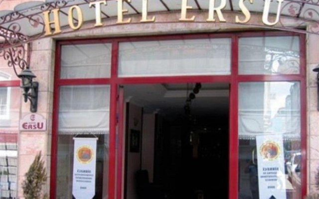 Sirkeci Ersu Hotel вид на фасад
