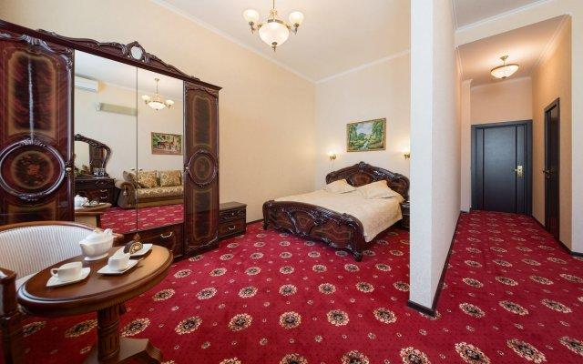 Kamergersky Hotel комната для гостей
