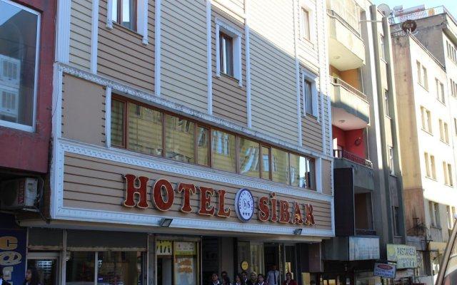 Hotel Sibar вид на фасад