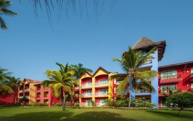Отель Caribe Club Princess Beach Resort and Spa - Все включено вид на фасад