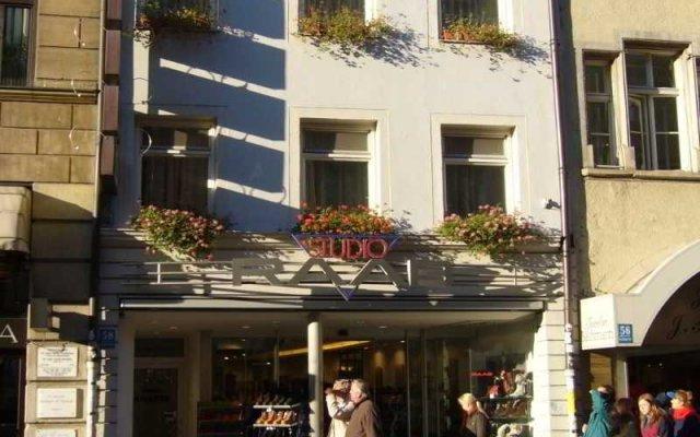 Hotel Atlanta вид на фасад