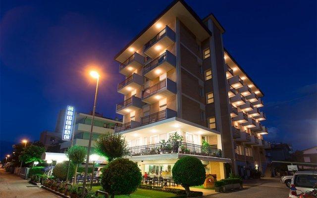 Отель Du Lac Италия, Римини - отзывы, цены и фото номеров - забронировать отель Du Lac онлайн вид на фасад