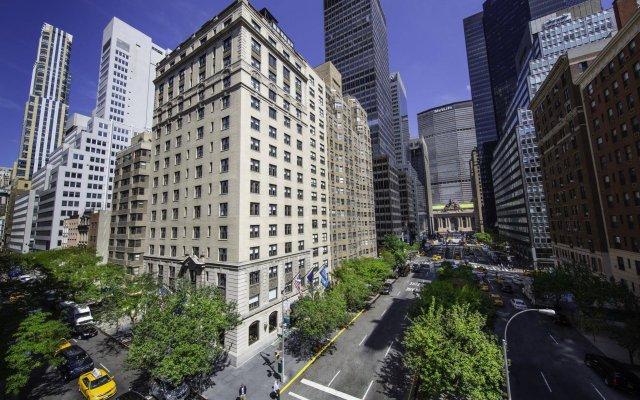 Отель Iberostar 70 Park Avenue США, Нью-Йорк - отзывы, цены и фото номеров - забронировать отель Iberostar 70 Park Avenue онлайн вид на фасад