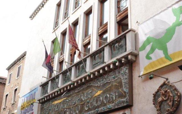 Hotel Canada Венеция вид на фасад