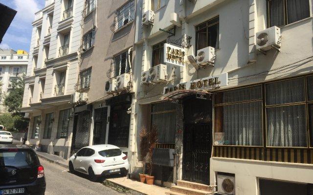 Istanbul Paris Hotel & Hostel вид на фасад