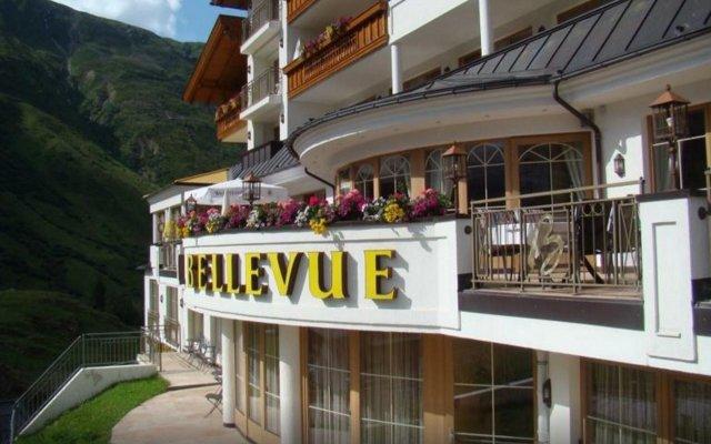 Отель Austria Bellevue Австрия, Хохгургль - отзывы, цены и фото номеров - забронировать отель Austria Bellevue онлайн вид на фасад