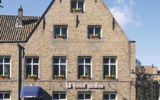 Minotel Azalea Hotel вид на фасад