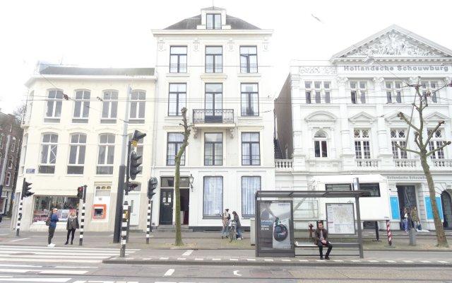 Отель Park Plantage Нидерланды, Амстердам - 9 отзывов об отеле, цены и фото номеров - забронировать отель Park Plantage онлайн вид на фасад