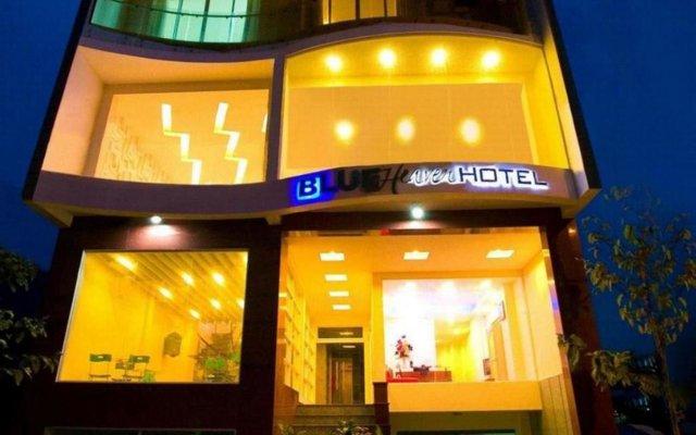 Blue Heaven Hotel вид на фасад