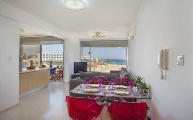 Отель Fig Tree Bay Кипр, Протарас - отзывы, цены и фото номеров - забронировать отель Fig Tree Bay онлайн комната для гостей