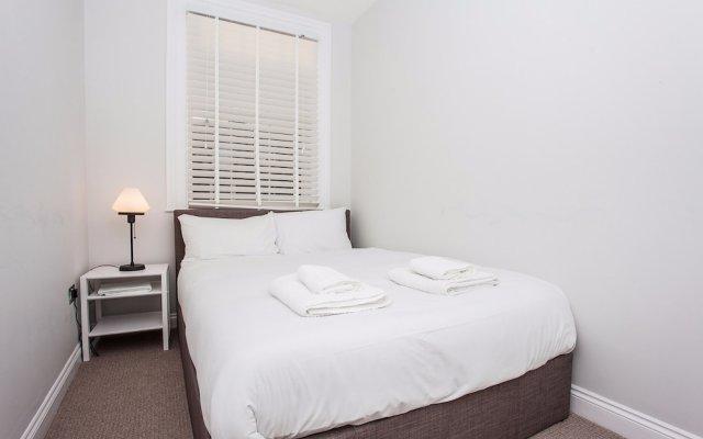 Отель Luxurious 4 Bedroom Flat by Baker Street Великобритания, Лондон - отзывы, цены и фото номеров - забронировать отель Luxurious 4 Bedroom Flat by Baker Street онлайн вид на фасад