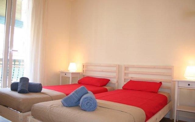 Апартаменты Avenida Apartments Piquer комната для гостей