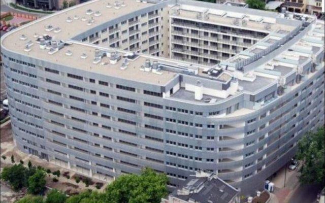 Апартаменты P&O Apartments Oxygen Wronia 1 вид на фасад