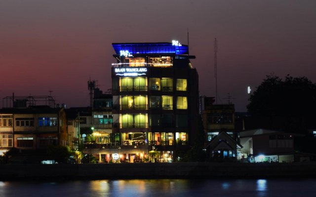 Отель Baan Wanglang Riverside вид на фасад