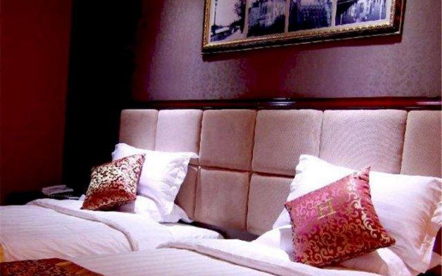 Ji'an Huayue Hotel комната для гостей