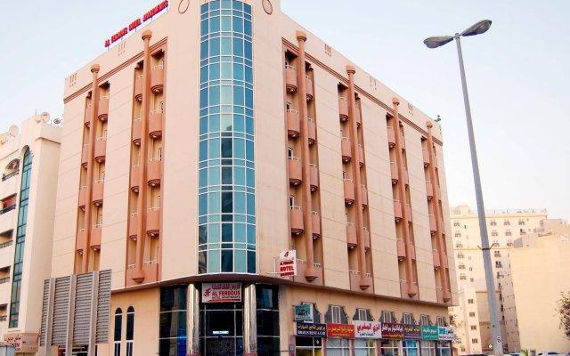 Al Ferdous Hotel Apartment вид на фасад