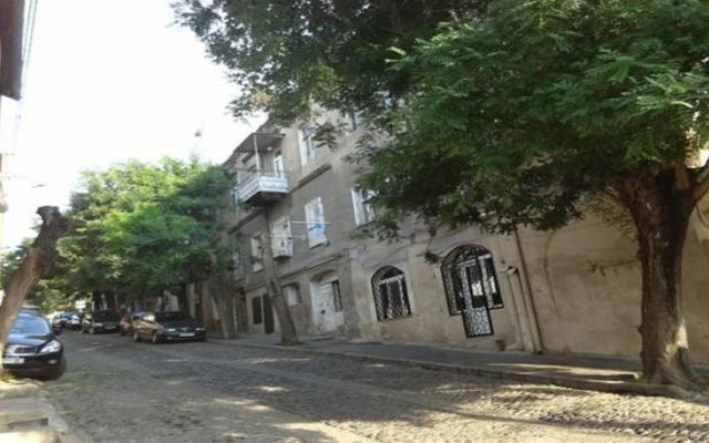 Отель Meidani Тбилиси вид на фасад